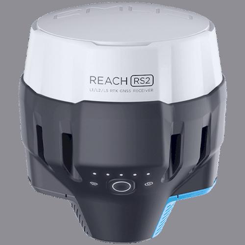 Emlid Reach Rs2- Receptori GPS/GNSS multibandă cu acuratețe centimetrică.
