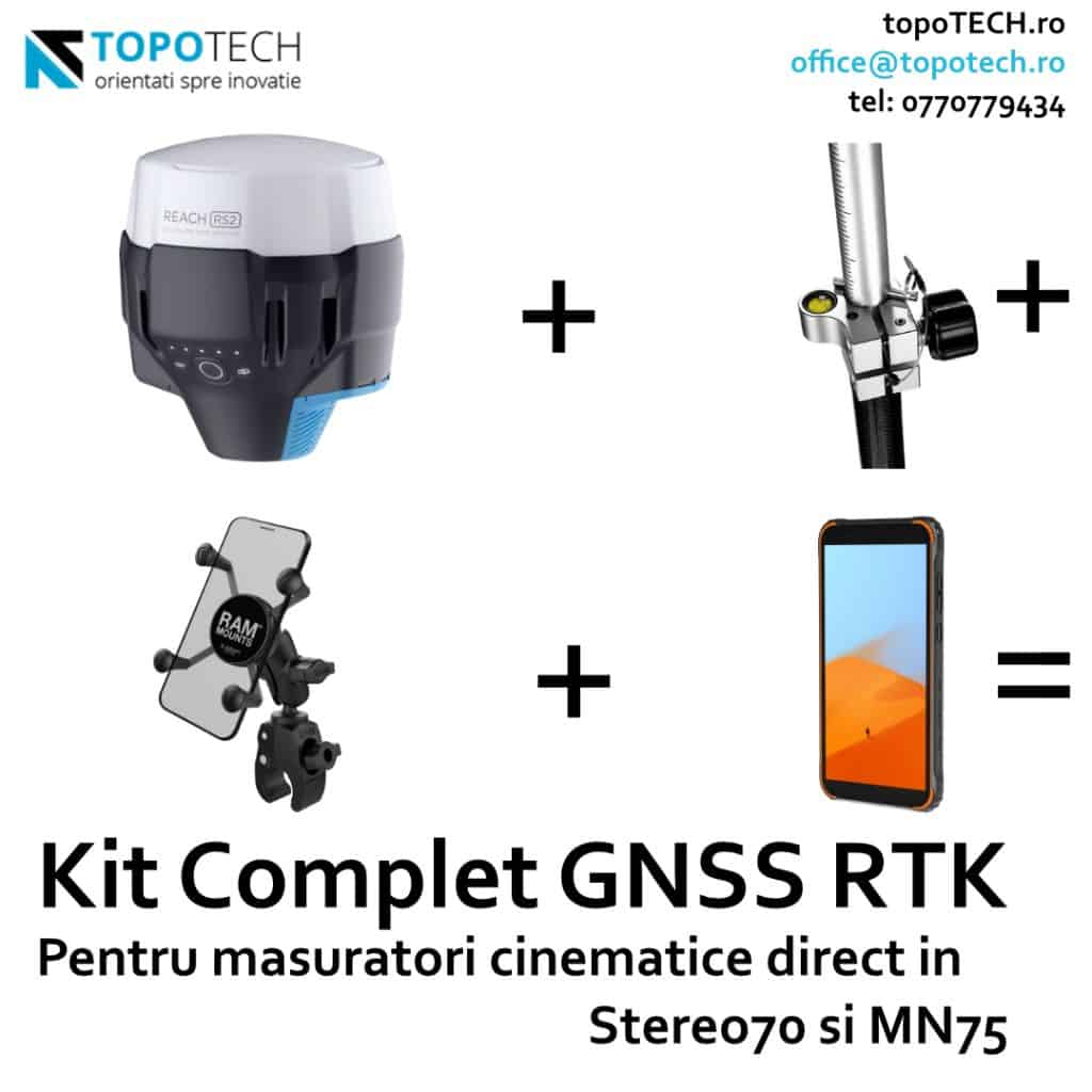 kit complet masuratori RTK